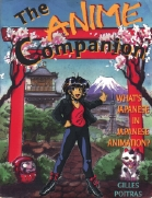 The Anime Companion cover