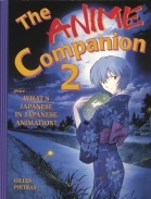 <i>The Anime Companion 2</i> cover